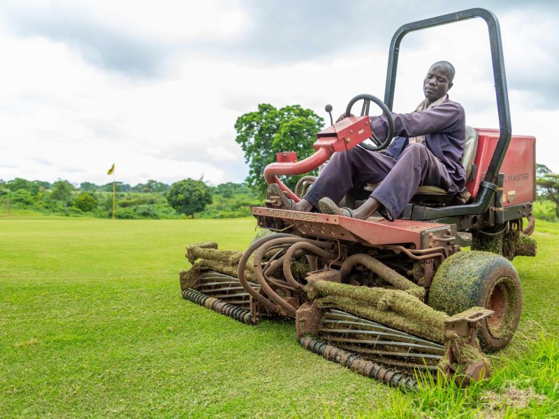 Golf Course Maintenance at Migaa Golf Estate 4