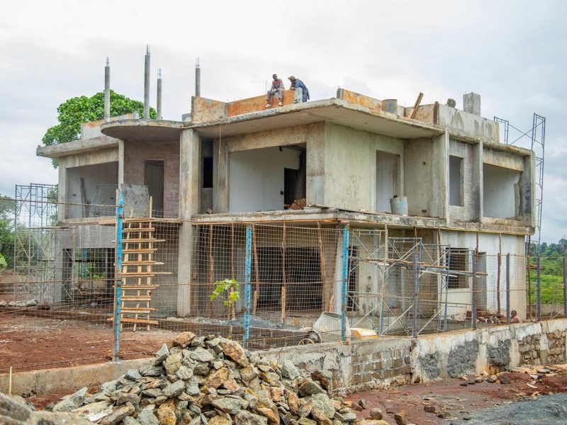 Homeowners Constructions at Migaa Golf Estate 3