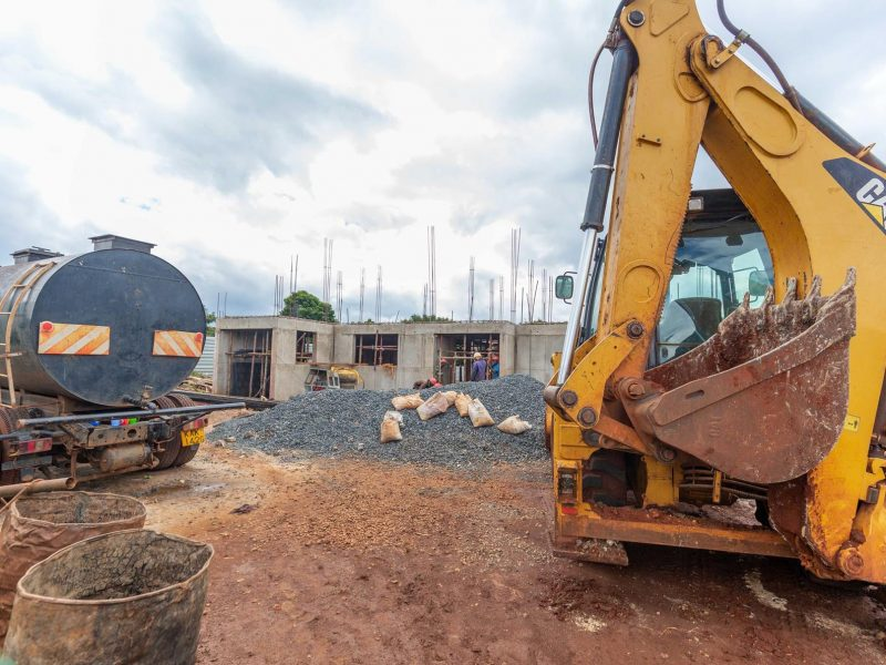 Homeowners Constructions at Migaa Golf Estate 4