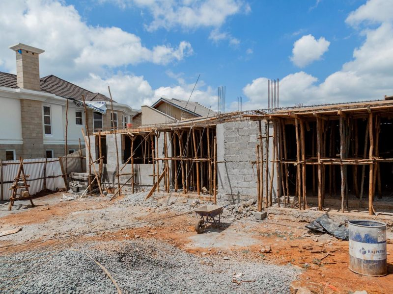 Homeowners Constructions at Migaa Golf Estate 5
