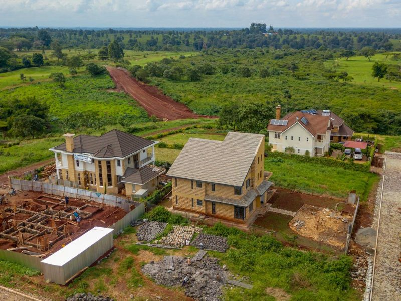 Homeowners Constructions at Migaa Golf Estate 7