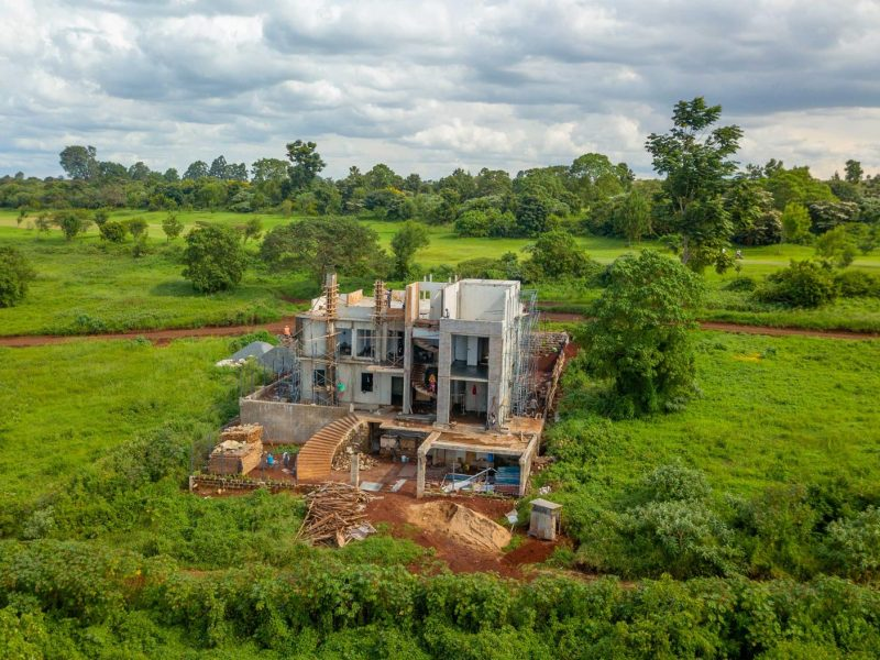 Homeowners Constructions at Migaa Golf Estate 8