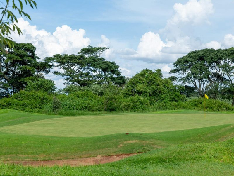 Migaa Golf Course - 18 hole Golf Course - Completed Back Nine