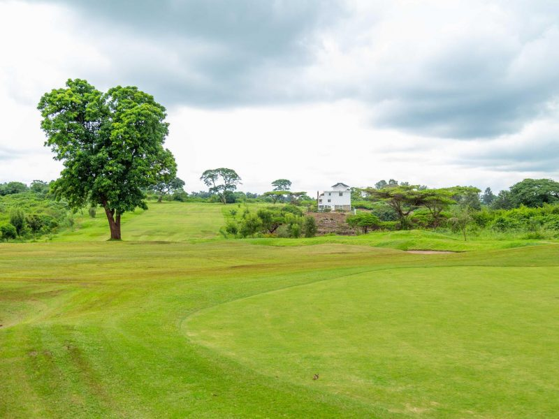 Migaa Golf Course - Completed Holes 2