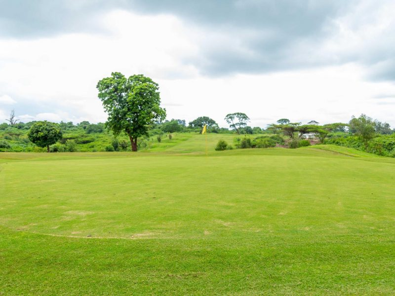 Migaa Golf Course - Completed Holes