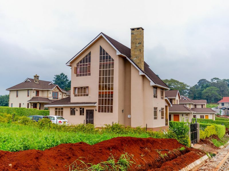 Migaa Golf Estate - Completed Homeowners Projects 10