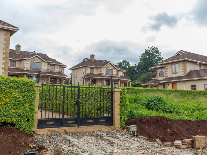 Migaa Golf Estate - Completed Homeowners Projects 2