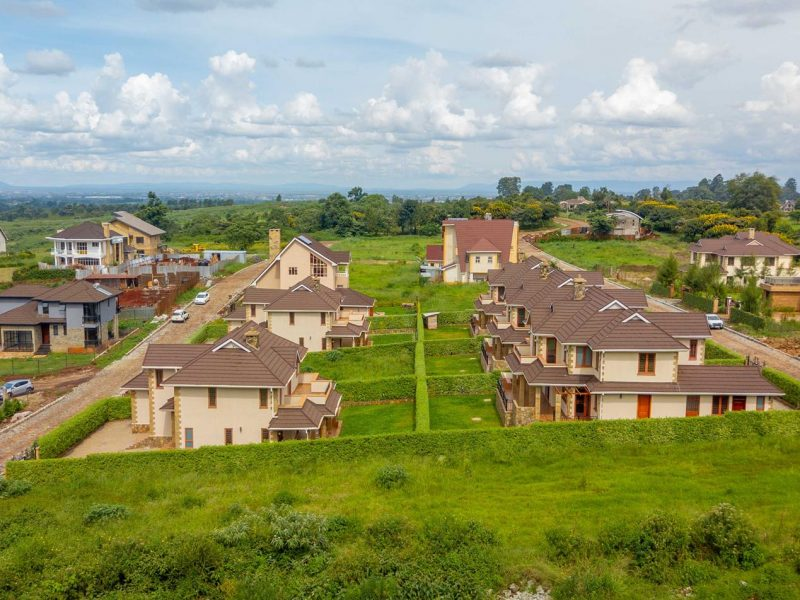 Migaa Golf Estate - Completed Homes - CP