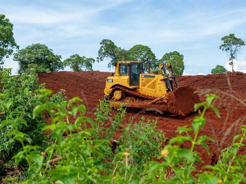 Migaa Golf Estate Golf Course Construction - Front Nine 6