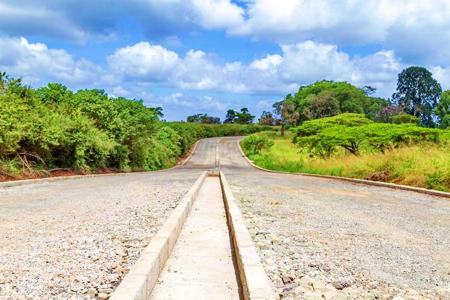 Migaa Infrastructure Update - Roadworks