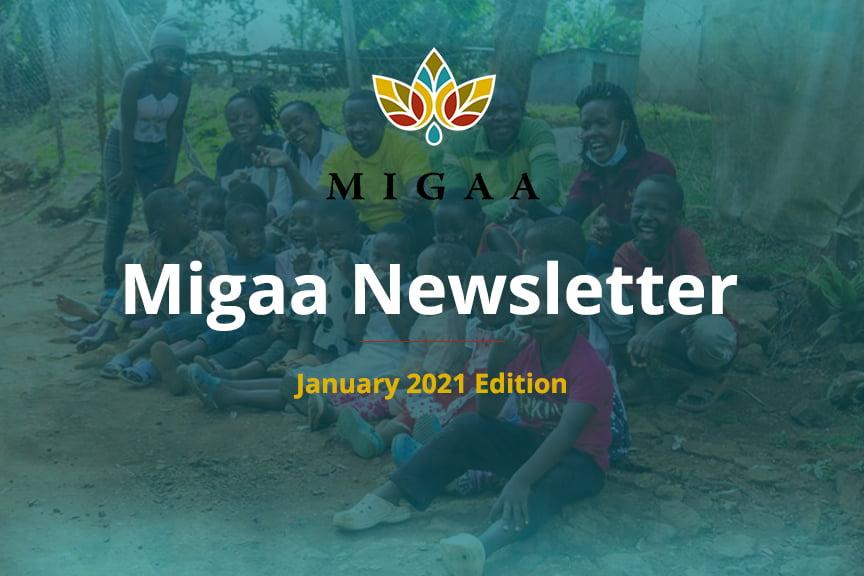 Migaa Newsletter Jan Edition