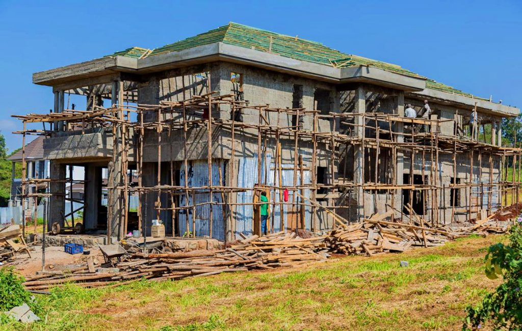 Home Owners Construction March 2021
