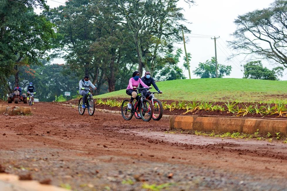 Migaa Fun and Fit Fest 2021 - Biking