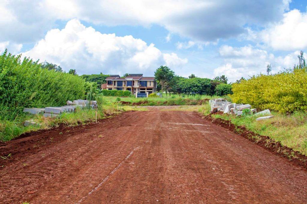 Migaa Golf Estate Roadworks March 2021 4