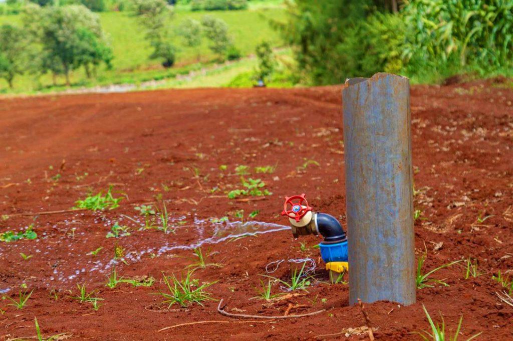 Migaa Water Reticulation