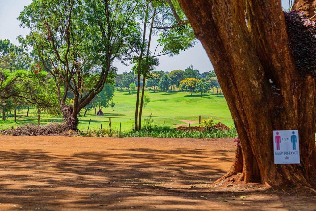 Migaa Golf Course Construction - March 2021