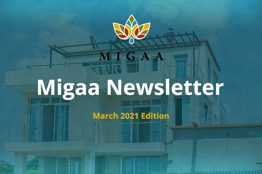 Migaa Newsletter - March 2021 Edition