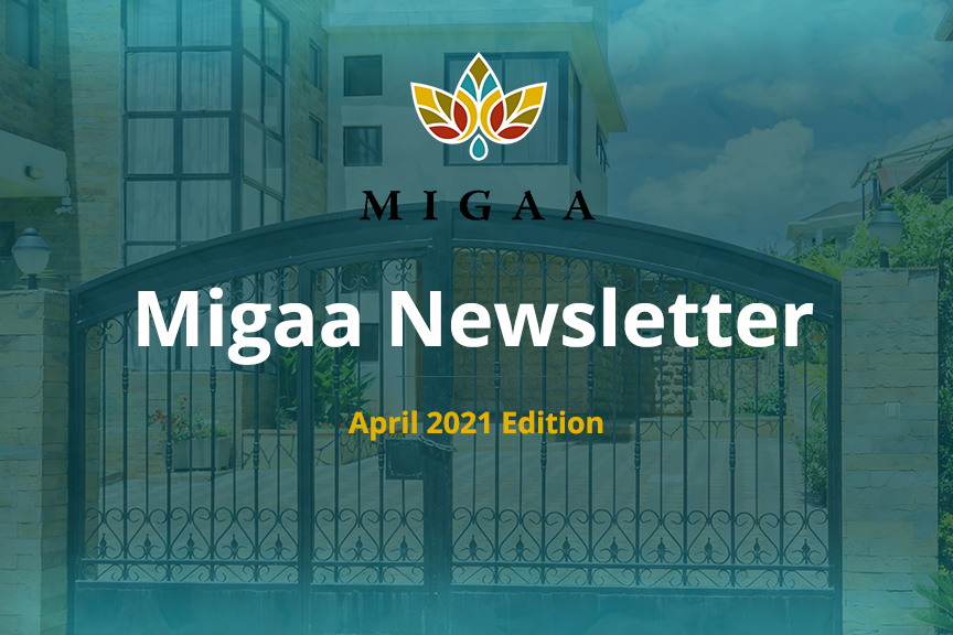 April 2021 Newsletter - Migaa Golf Estate