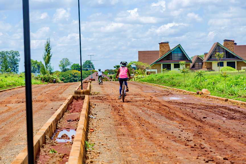 Migaa Infrastructure Updates April 2021 - Roadworks