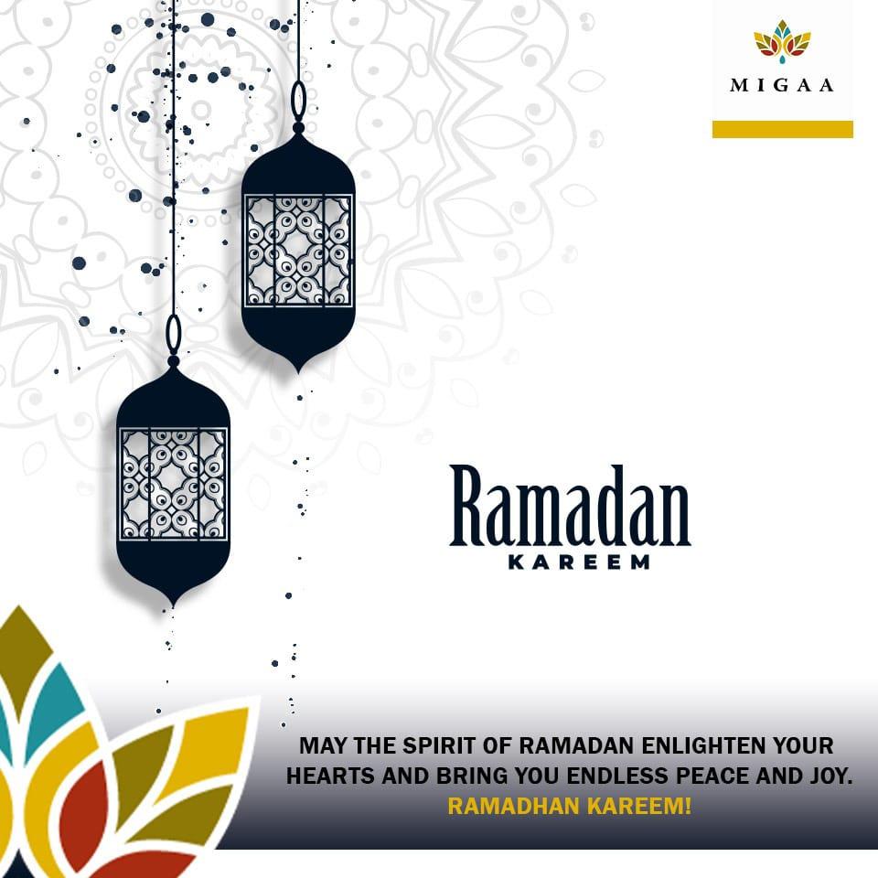 Migaa Ramadhan Greetings