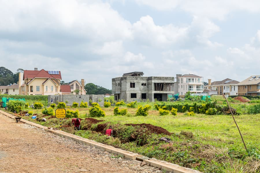 Migaa Home Owners Construction Sites - May 2021